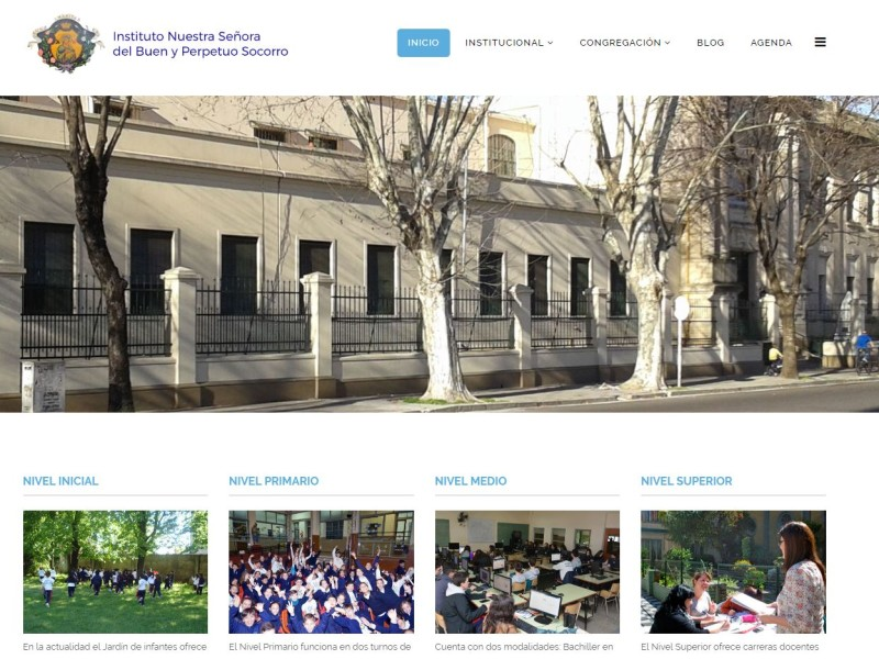 web Instituto BPS