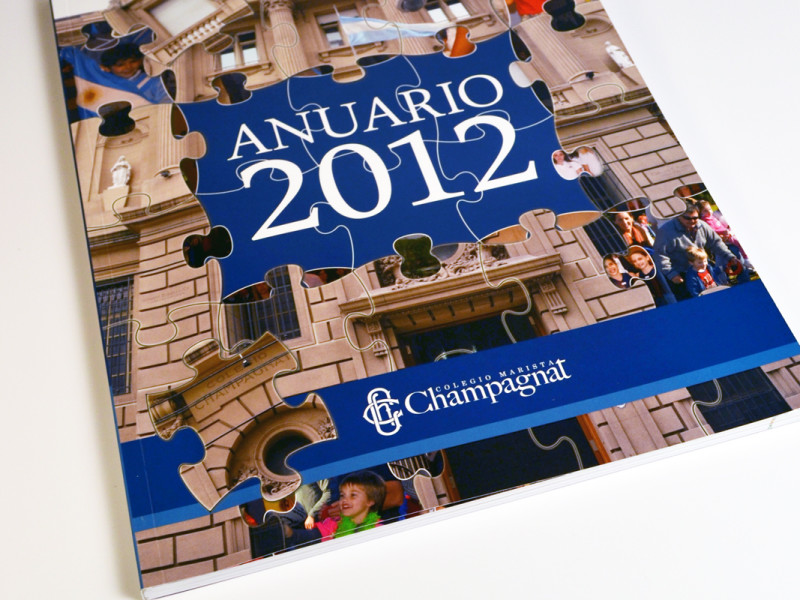 Anuario Colegio Champagnat 2012